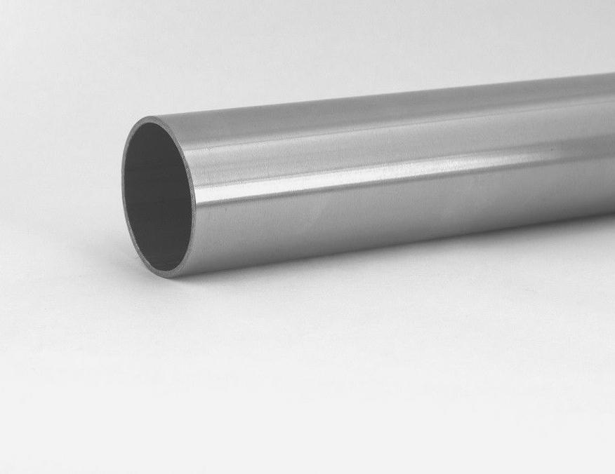 Edelstahlrohr 42,4 x 2 mm V2A Rohr VA Rundrohr Edelstahlrundrohr Edelstahl Rohr