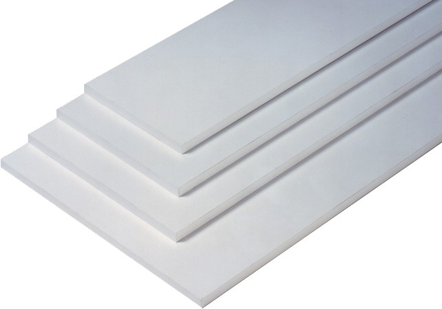 Regalboden Einlegeboden WEISS 467 x 437 mm (L 46,7 cm x B 43,7 cm) Fachboden für 50 cm Küchenschrank